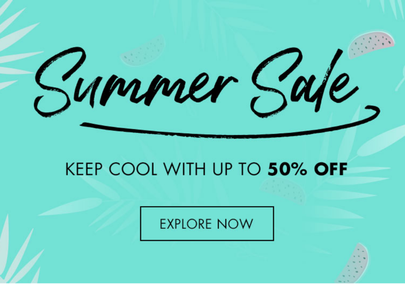 QP Jewellers: Summer Sale up to 50% off earrings and necklaces