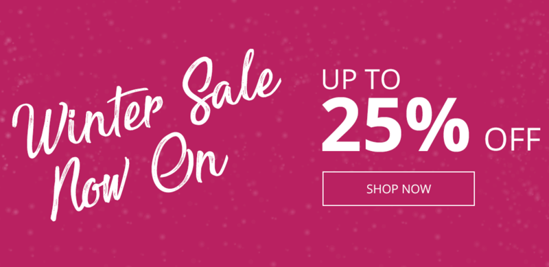 QP Jewellers: Winter Sale up to 25% off jewellery