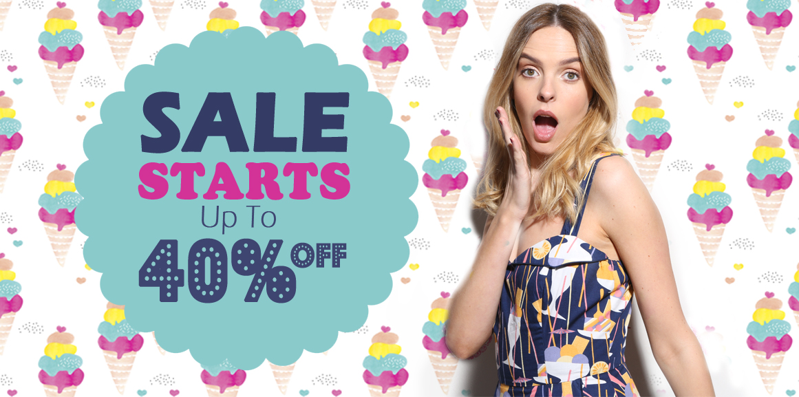Rock My Vintage: Sale up to 40% off dresses, accessories, jewellery and handbags