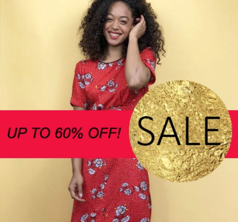 Rock My Vintage: Sale up to 60% off vintage clothing and accessories