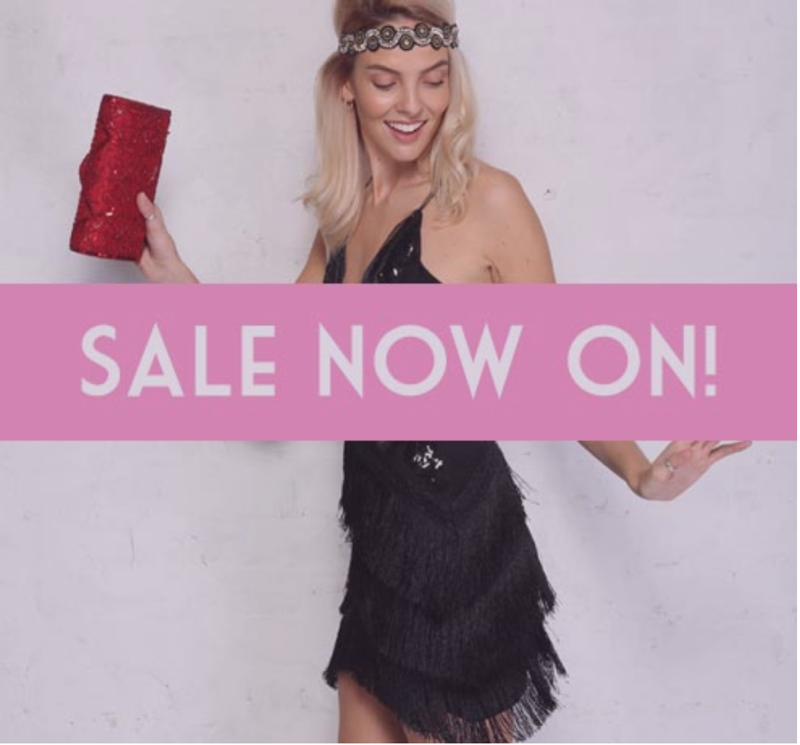 Rock My Vintage: Sale up to 50% off women's dresses