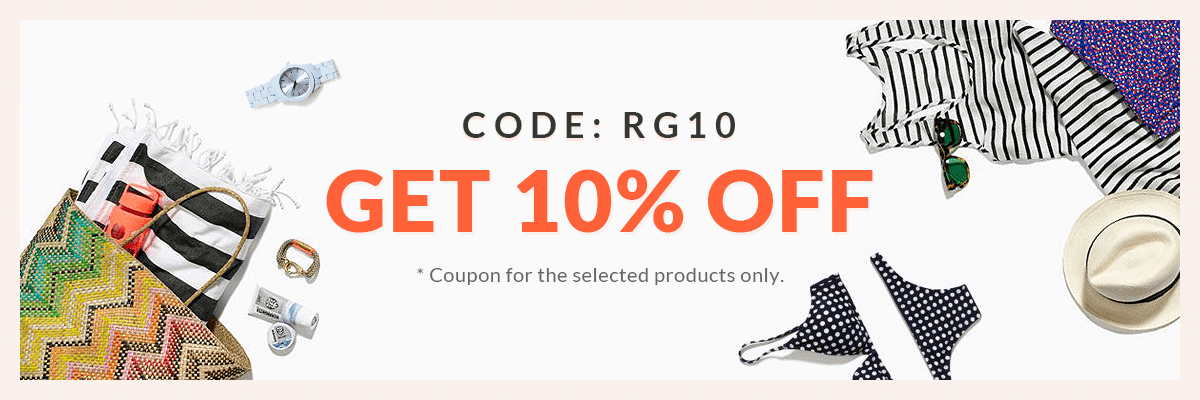 RoseGal RoseGal: 10% off selected products