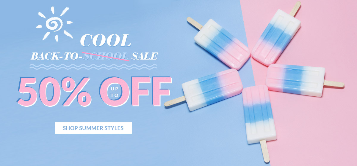 RoseGal RoseGal: Sale up to 50% off summer styles