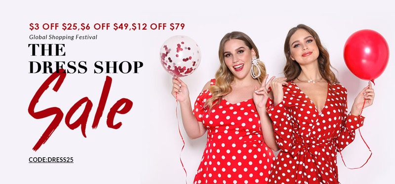 RoseGal: Sale up to 70% off dresses