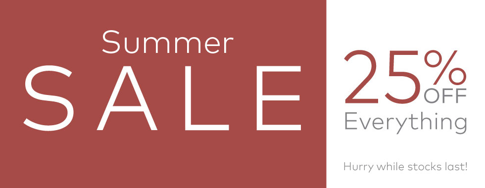 Silver By Mail: Sale 25% off Silver Jewellery
