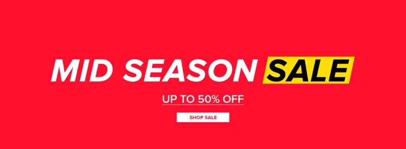 Select Fashion Select Fashion: Mid Season Sale up to 50% off women's fashion