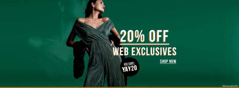 Select Fashion Select Fashion: 20% off web exclusive women's fashion