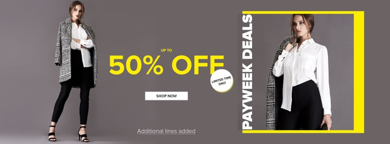 Select Fashion Select Fashion: Sale up to 50% off womens clothing