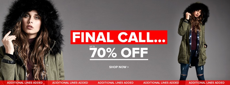 Select Fashion Select Fashion: Sale up to 70% off womens clothes