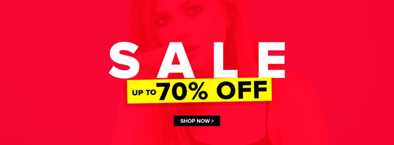 Select Fashion Select Fashion: Sale up to 70% off women's fashion