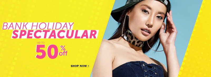 Select Fashion: up to 50% off ladies fashion