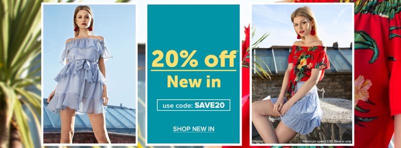 Select Fashion Select Fashion: 20% off women's fashion