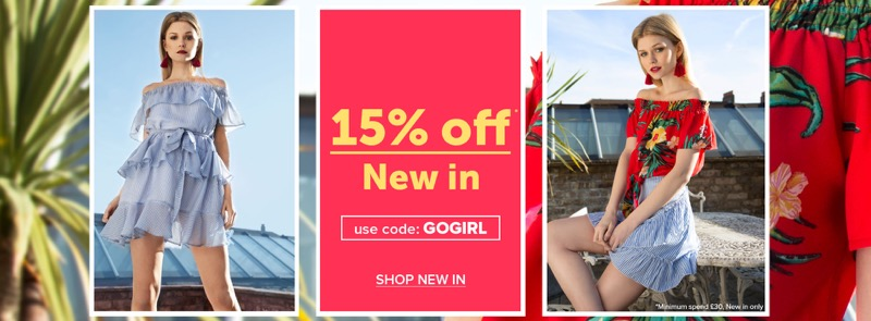 Select Fashion Select Fashion: 15% off new in women's clothing