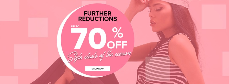 Select Fashion Select Fashion: Sale up to 70% off women's clothing