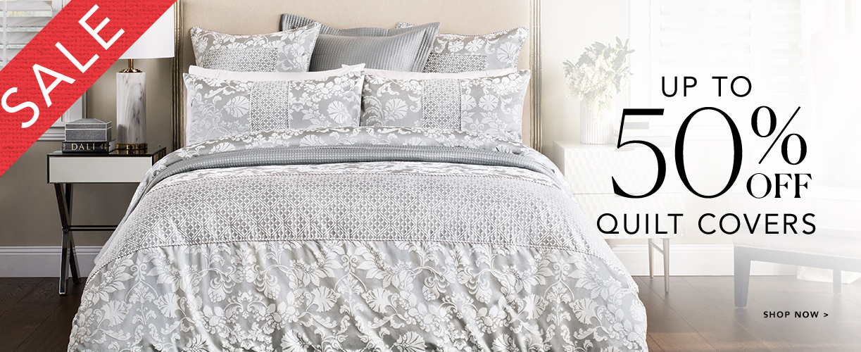 Sheridan Sheridan: up to 50% off quilt covers