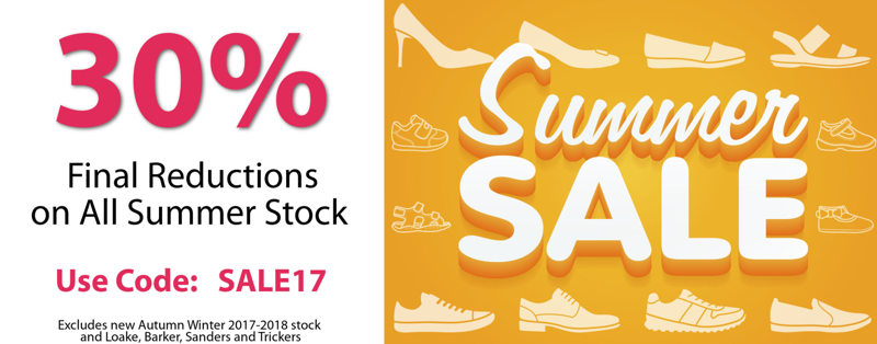 Shoes International Shoes International: Summer Sale 30% off shoes