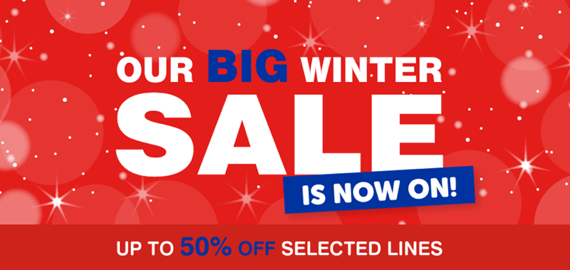 Shoe Zone: Winter Sale up to 50% off women's, men's and kids' shoes
