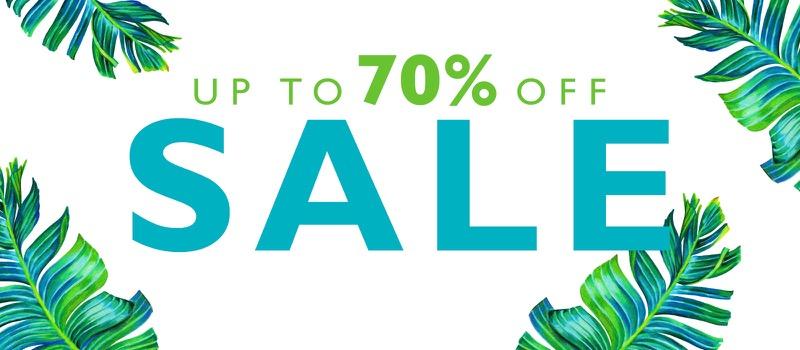 Simply Beach: Sale up to 70% off swimwear