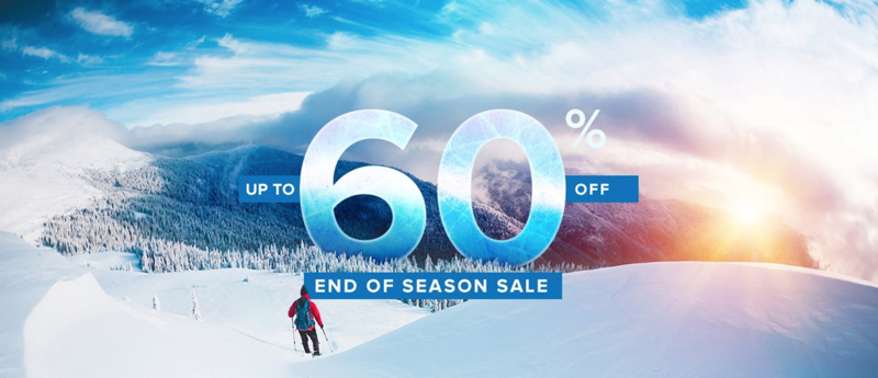 Simply Hike: Sale up to 60% off outdoor clothing & equipment