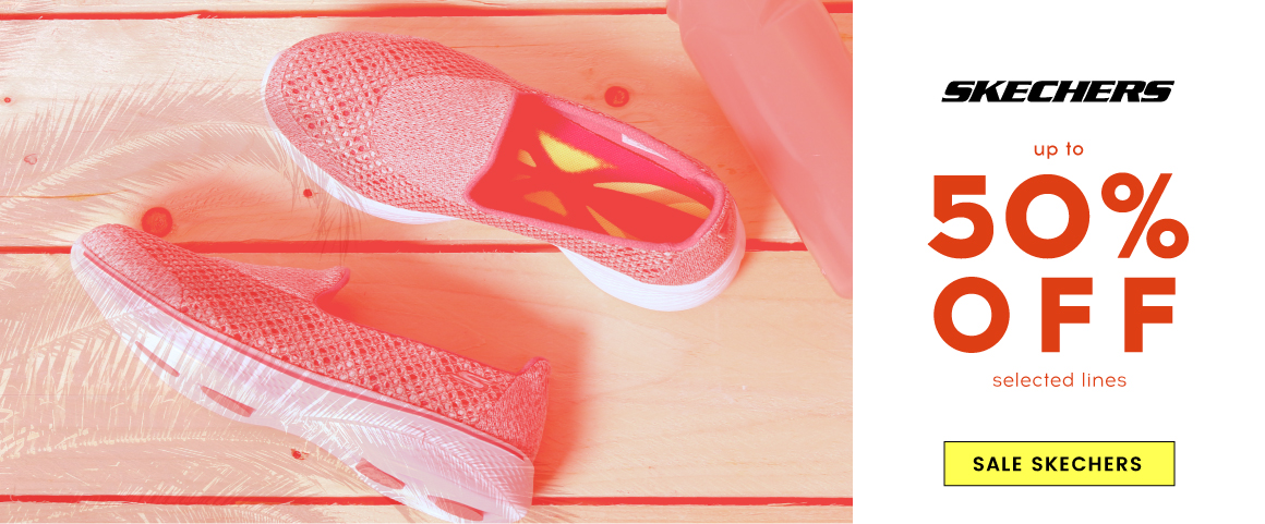 Cloggs Cloggs: Sale up to 50% off Skechers