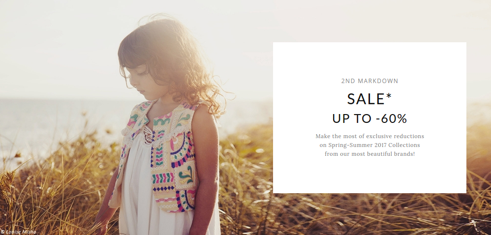 Smallable: Sale up to 60% off baby, kid's, teen fashion and toys