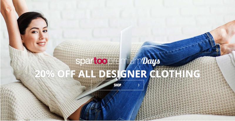 Spartoo: 20% off all designer clothing