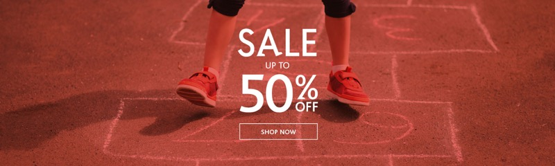 Start Rite Shoes: Sale up to 50% off kids shoes