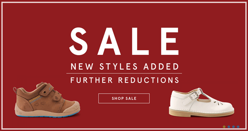 Start Rite Shoes Start Rite Shoes: Sale up to 80% off children's footwear
