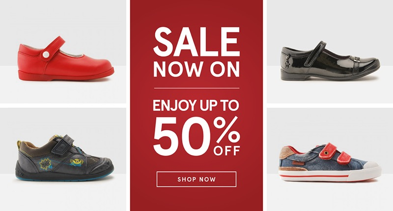Start Rite Shoes: up to 50% off childrens footwear