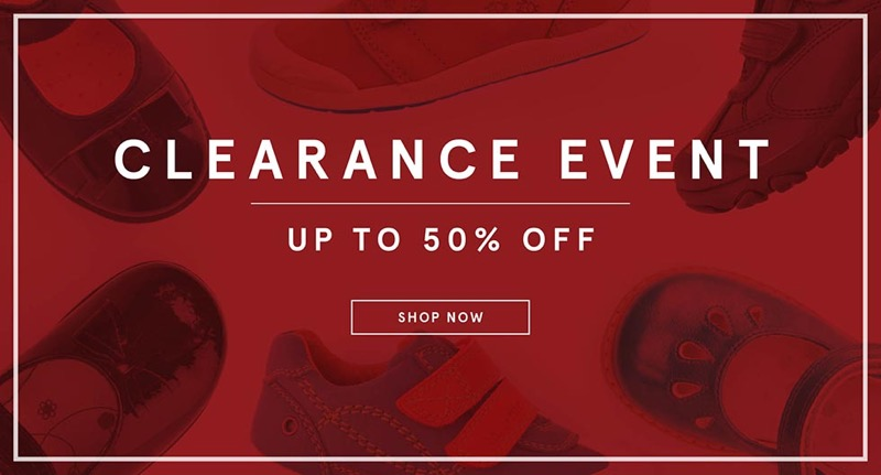 Start Rite Shoes: Sale up to 50% off childrens footwear