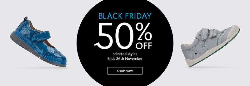 Black Friday Start Rite Shoes: 50% off kids' shoes and boots