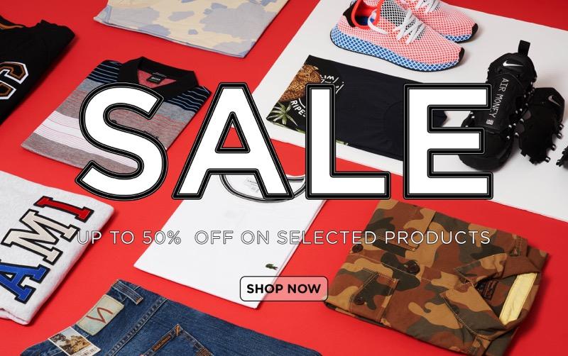 Stuarts London: Sale up to 50% off men's fashion