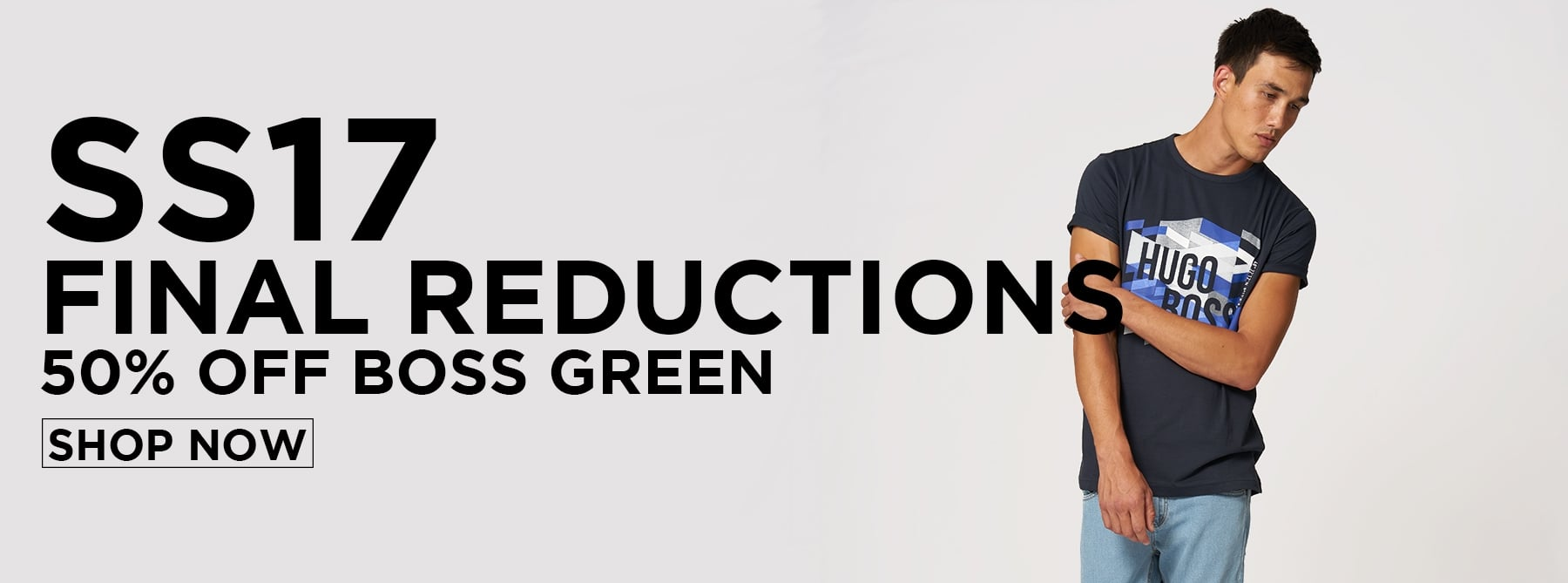 Stuarts London Stuarts London: Sale up to 50% off Boss Green spring summer collection