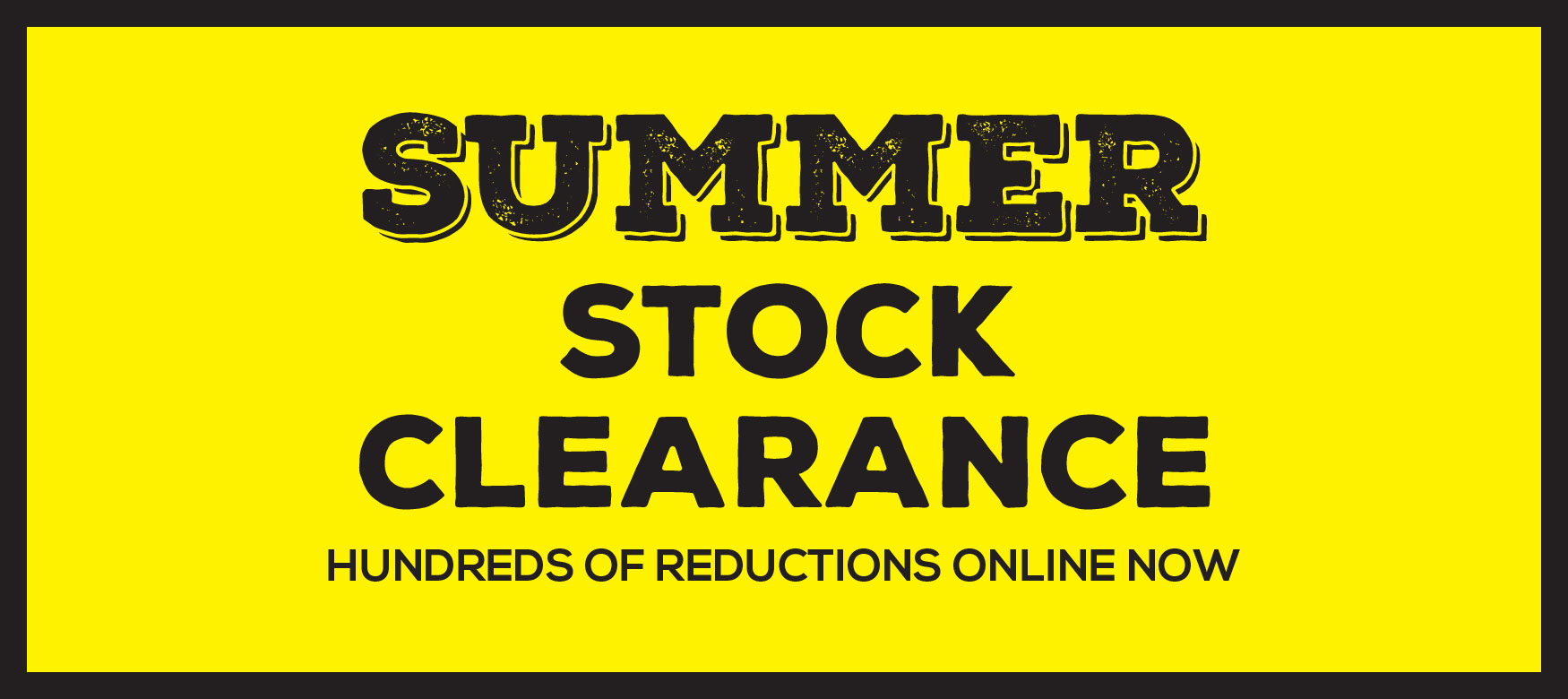 QD Stores: Sale up to 50% off