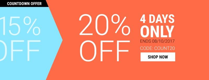 Sunglasses Shop: up to 20% off designer sunglasses