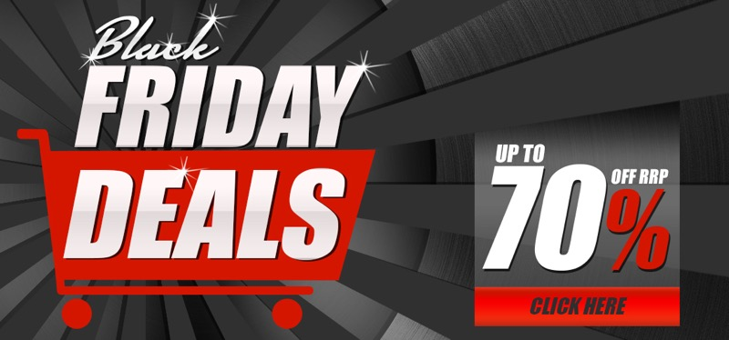 Black Friday Sweatband: up to 70% off the sports and fitness equipment