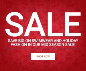 Swimwear365: Mid Season Sale