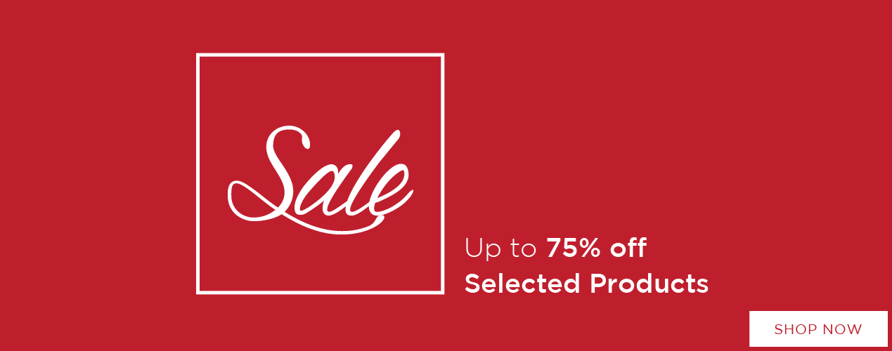 T. H. Baker: Sale up to 75% off jewellery