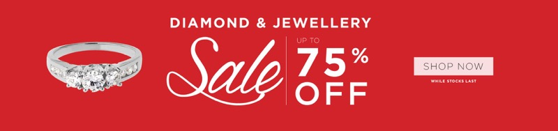 T. H. Baker: Sale up to 75% off diamond & jewellery