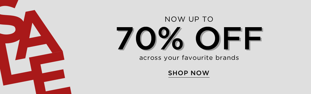 The Hut: Sale up to 70% off clothing, beauty, homeware and more
