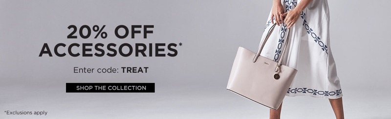 The Hut: 20% off accessories