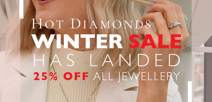 The Watch Hut: Sale 25% off all jewellery - bracelets, earrings, pendants, necklaces and more