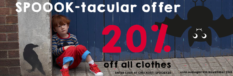 Toby Tiger: 20% off all childrenswear