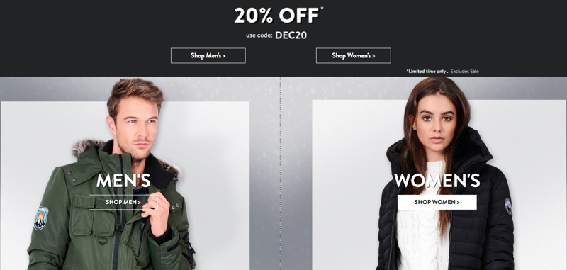 Tokyo Laundry Tokyo Laundry: 20% off women's and men's fashion