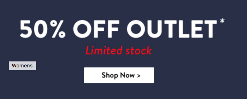 Tokyo Laundry Tokyo Laundry: 50% off outlet women's and men's clothing