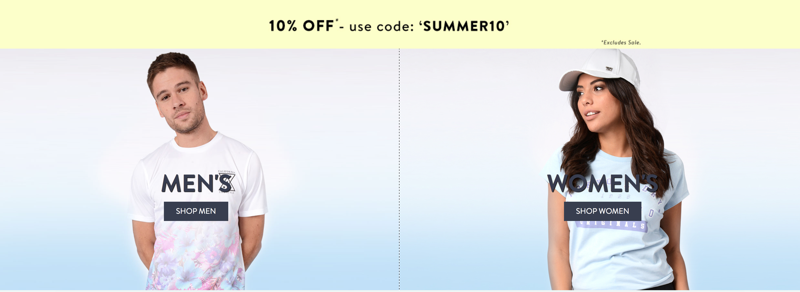 Tokyo Laundry Tokyo Laundry: 10% off women's and men's fashion