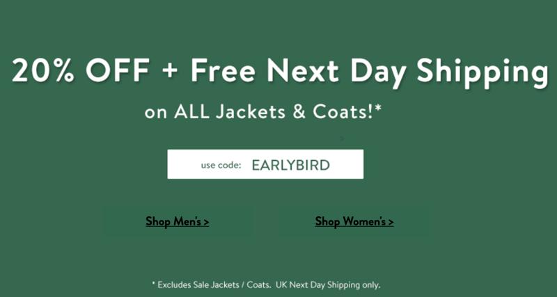 Tokyo Laundry Tokyo Laundry: 20% off jackets and coats