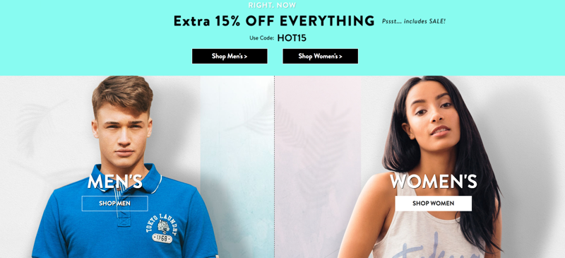 Tokyo Laundry Tokyo Laundry: extra 15% off women's and men's fashion