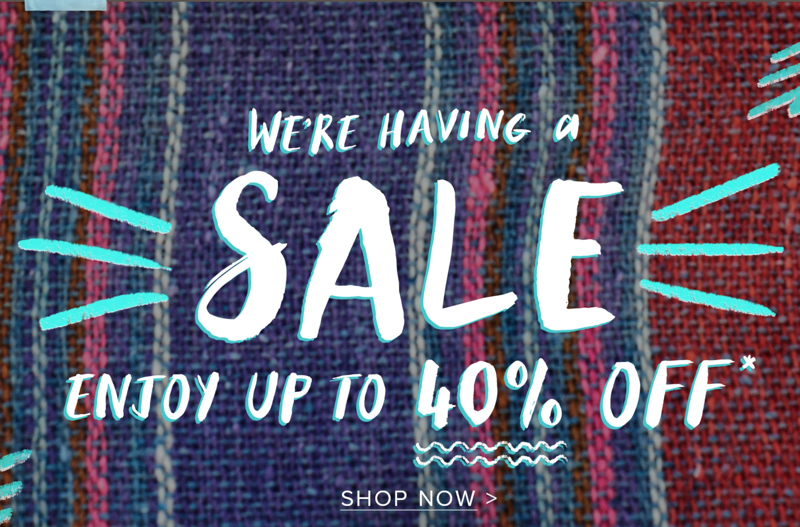 Toms: sale up to 40% off