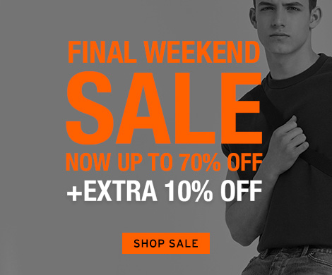 Topman Topman: Final Sale up to 70% off and an extra 10% off men clothing